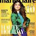 Genelia D'Souza sizzles on Marie Claire Magazine (April 2011)