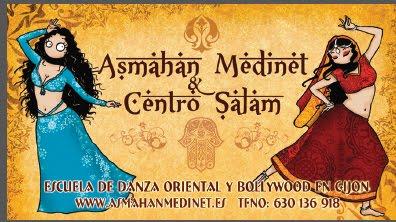 Centro Salam: Escuela de Danza Oriental y Bollywood en Gijón