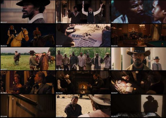 Django Unchained Hindi Dubbed Download Screenshot 1
