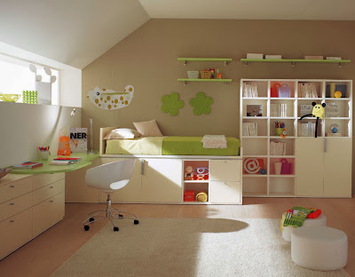 School Books for Your Kids Room Decorating Ideas