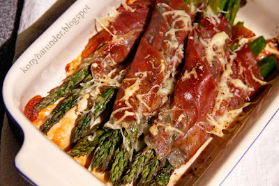 ham_wrapped_baked_asparagus