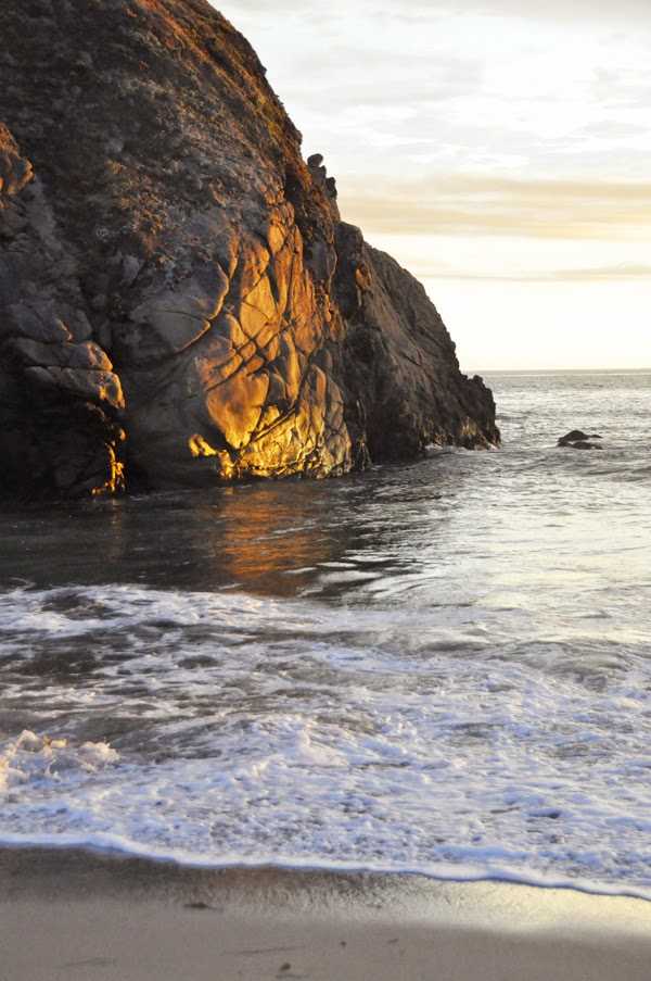 48 hours in Big Sur, California!