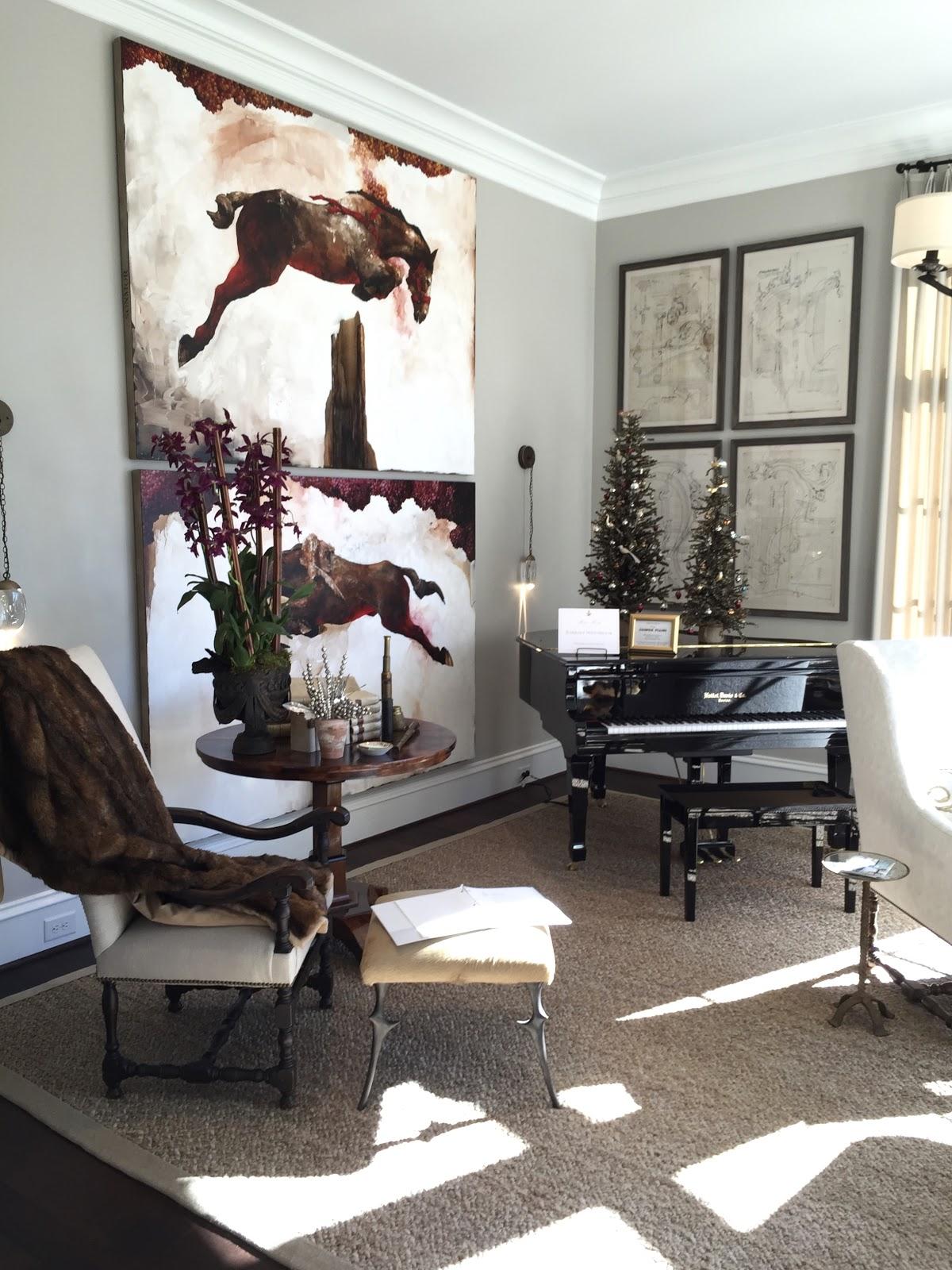 ATLANTA HOLIDAY HOME 2015 design indulgence