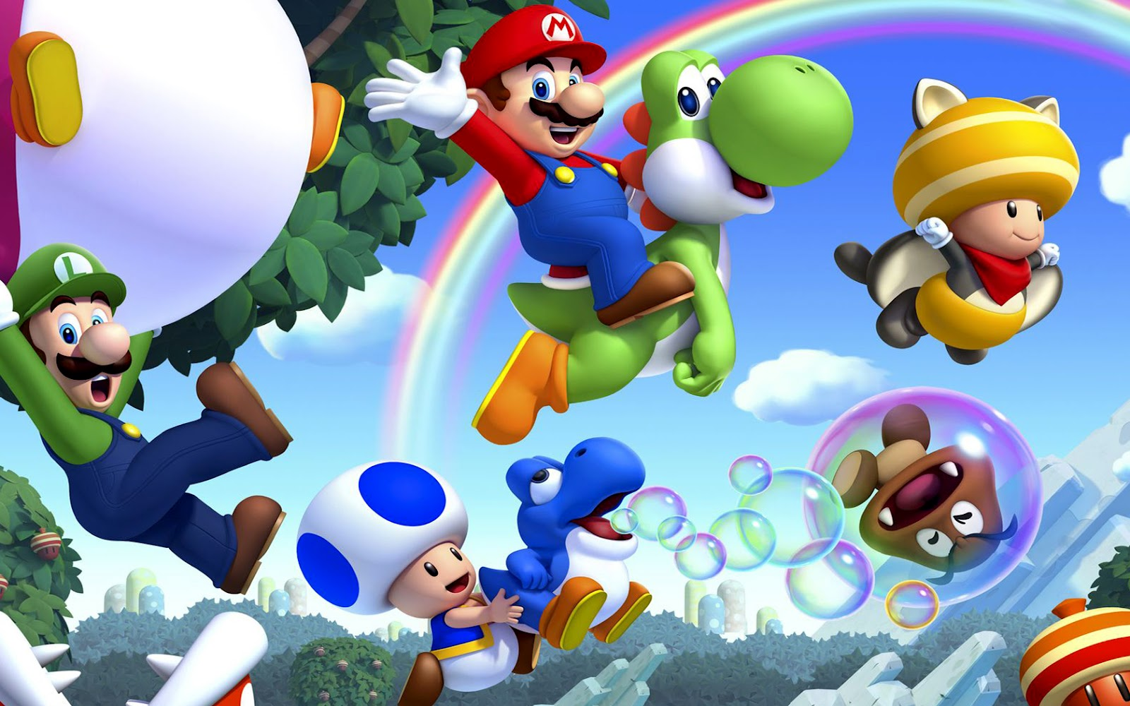 Anime Mario Bross Keren Download This New Super Bros Picture