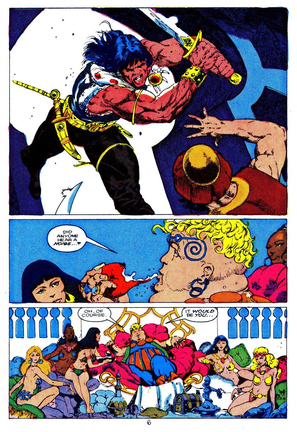 Conan the Barbarian (1970) Issue #207 #219 - English 6