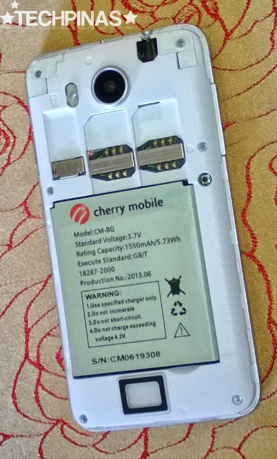 Cherry Mobile Flare 2.0, Cherry Mobile, Cherry Mobile Android