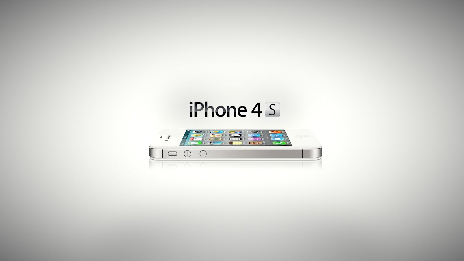 iPhone 4S, HD Wallpaper