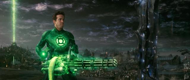 Green Lantern Still