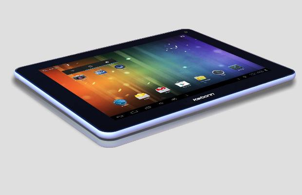 mobile tablet