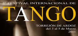 II Festival Internacional de Tango