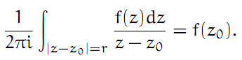Complex Analysis: #12 Index of a Point with Respect to a Closed Path equation pic 7