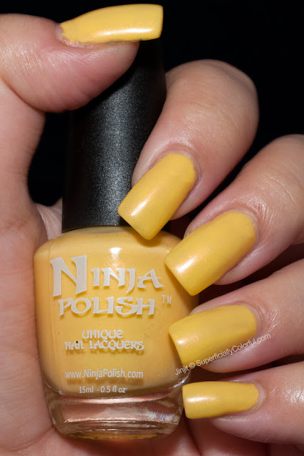 Tweety Ninja Polish