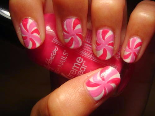 Awesome Nail Stuffs Nails Turn Into Delicious Lollypop Nail Art