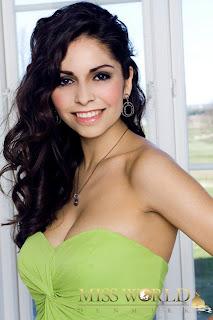 Miss World Denmark 2012 Laura Mogensen