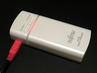 USBポートでNiMHを充電