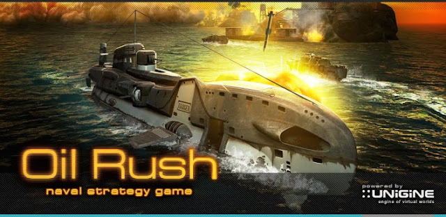 Oil Rush: 3D naval Strategy v1.45 Apk + Data Full [Atualizado]