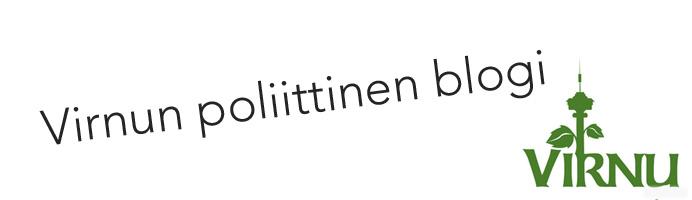 Virnun poliittinen blogi