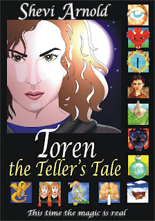 Toren: The Teller's Tale by Shevi Arnold Blog Tour