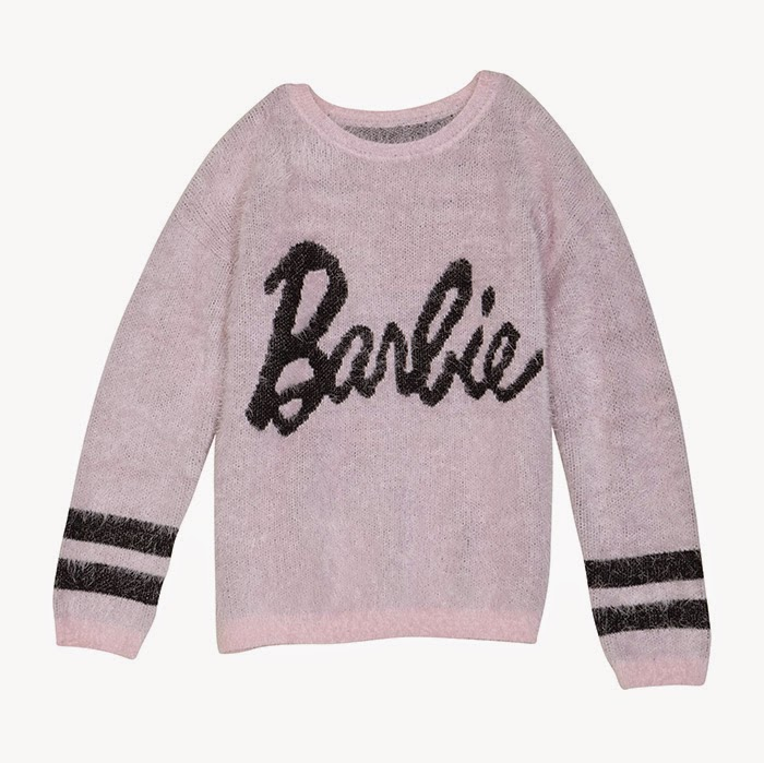 Barbie heart Forever 21 Fall 2014 Lookbook