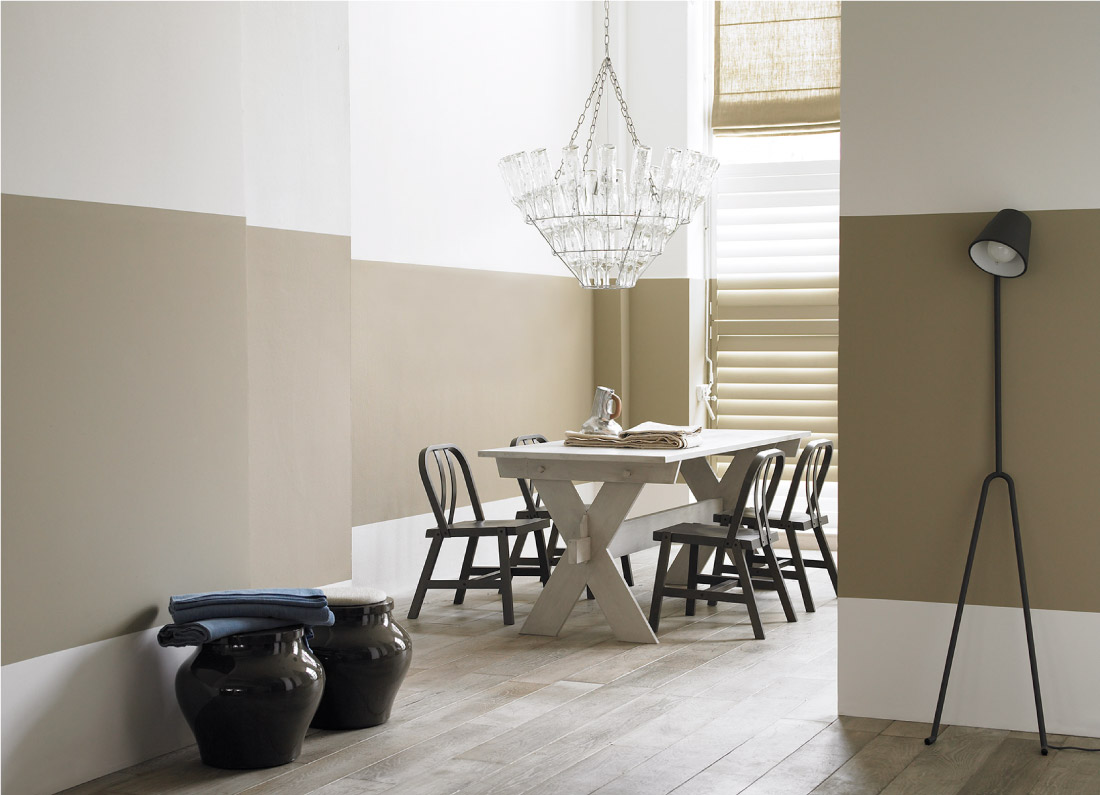 Nuovo look alle pareti di casa blog di arredamento e - Tinte per pareti di casa ...