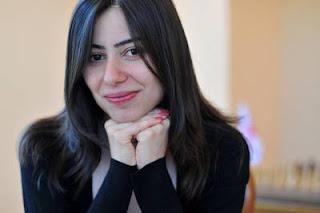 Echecs à Jermuk : l'arménienne Lilit Mkrtchian (2450) - Photo © site officiel