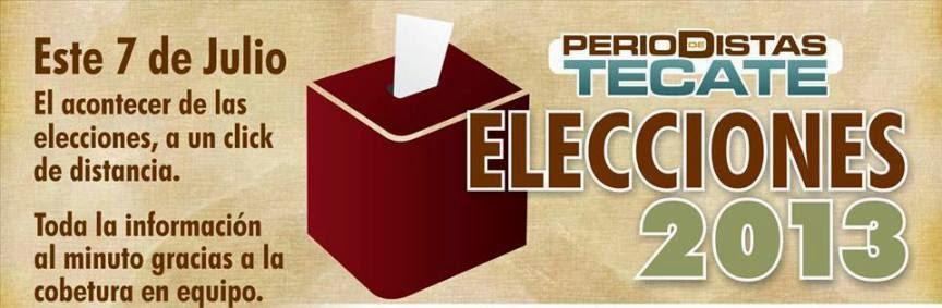 ELECCIONES TECATE 2013