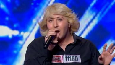 John Lozano X Factor 2011