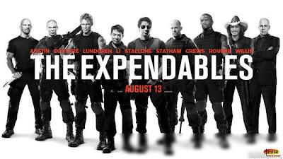 Hình Ảnh Diễn Viên Phim Biệt Đội Đánh Thuê 3 - The Expendables 3