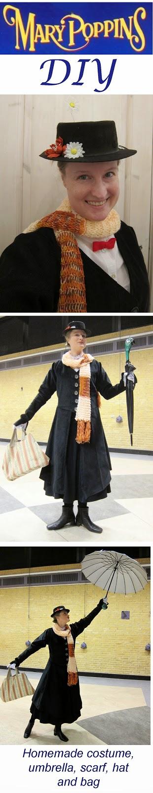 Mary Poppins tøj