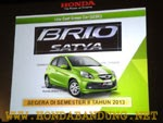 Mobil Murah Honda Brio Satya Bandung