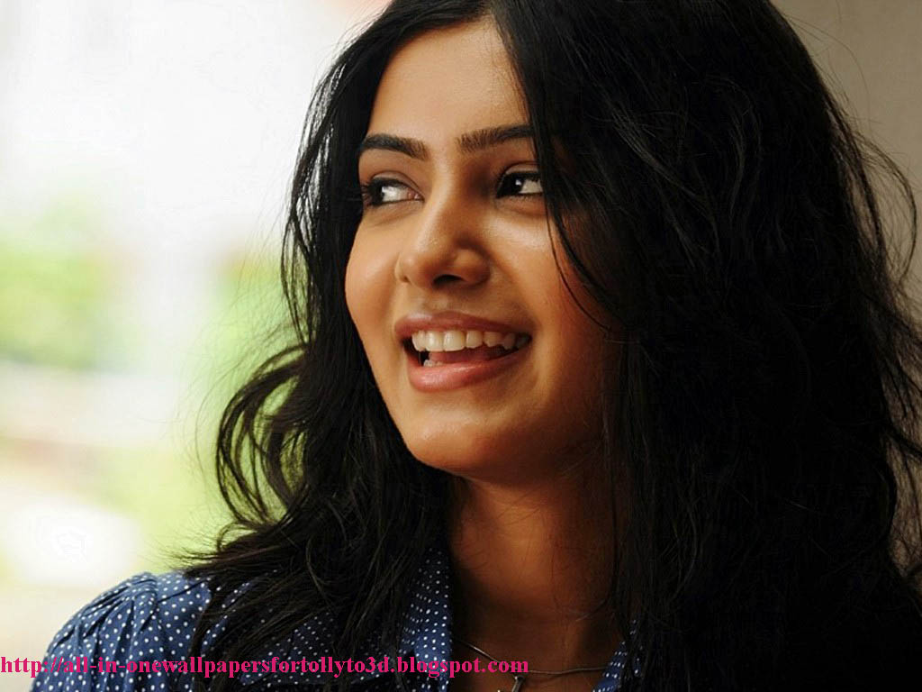 All in one wallpapers cute telugu actress samantha ruth prabhu hd wallpapers pictures free - Telugu hd wallpaper ...