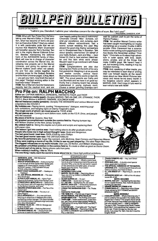 Captain America (1968) Issue #336 #265 - English 24