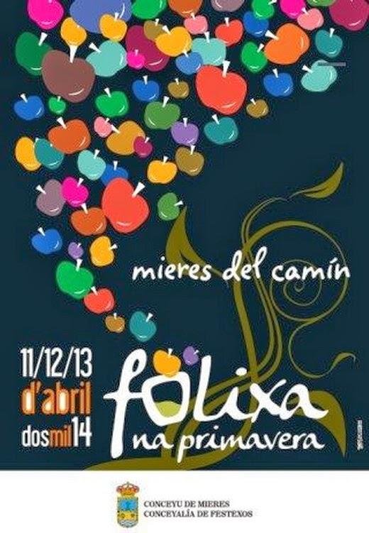 Folixa na primavera 2014 Mieres Bar La Carbonera