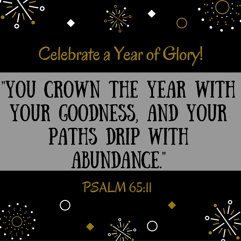 Growing Up In The Word Celebrate A Year Of Glory
