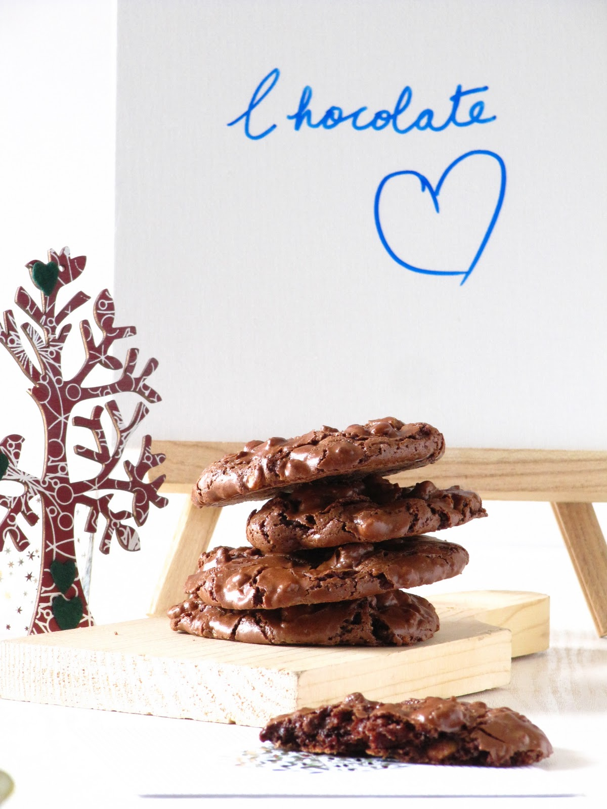 Plateful: Chocolate Puddle Cookie — gluten-free, grain-free and ...