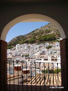 Casas de Mijas Pueblo en Málaga, Andalucía