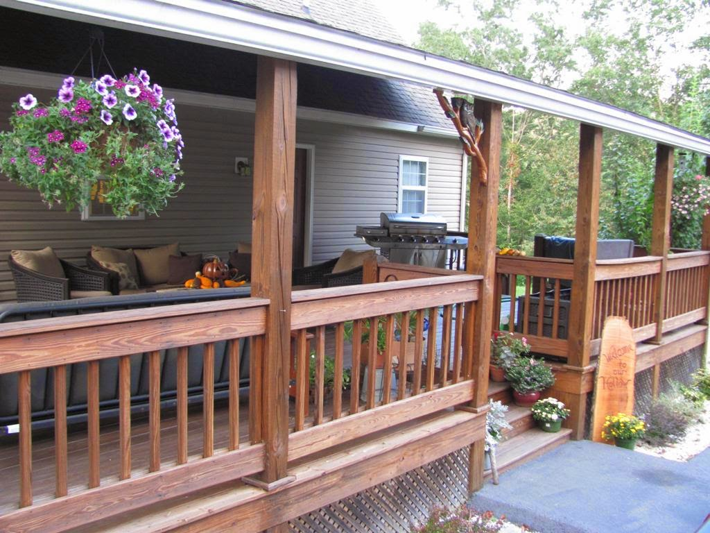 Small Back Porch Decorating Ideas For Houses Scenery Instant