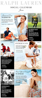 Click to view this May 27, 2011 Ralph Lauren email full-sized