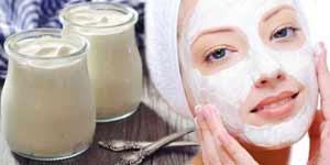 Masker Yoghurt