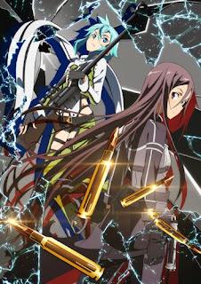Episódios Sword Art Online II