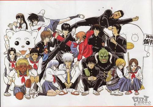 10 Serial Anime yang paling ingin dijadikan Live Action menurut Fans