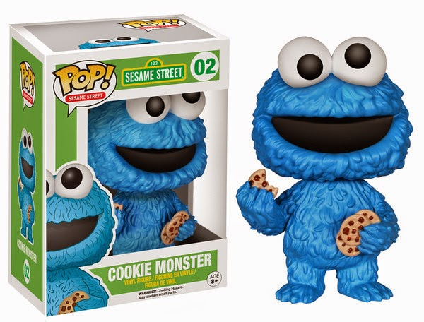 Funko Pop! Cookie Monster