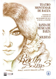 """""""Radio Bolero Baeza III"""" 28 y 29 de Diciembre - Teatro Momtemar de Baeza - 20'30h"""