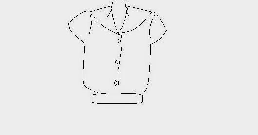 Pola Baju Pelaut Untuk Anak - Danitailor