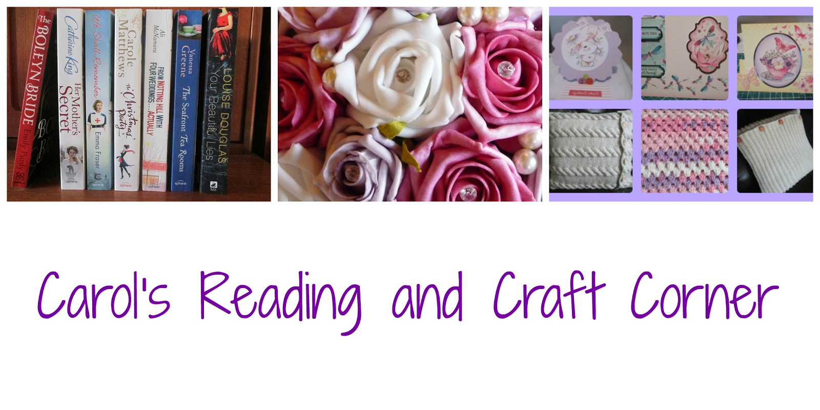 Carol's Reading and Craft Corner