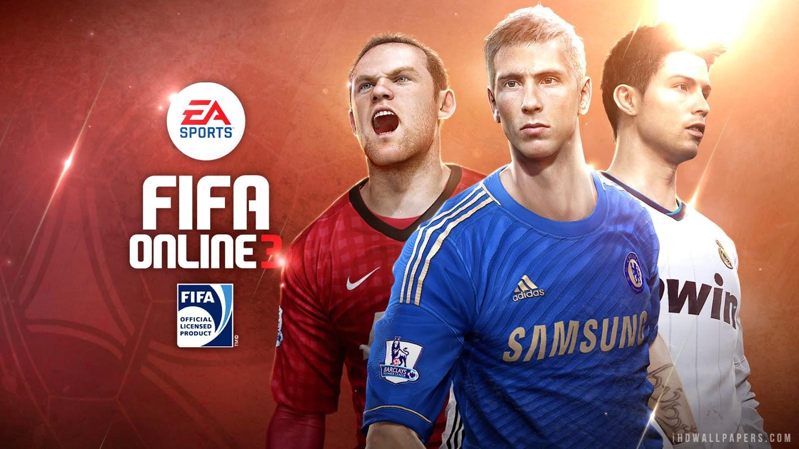 Fifa Online 3 Wallpaper