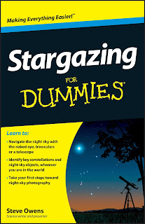 Stargazing for Dummies by Steve Owens