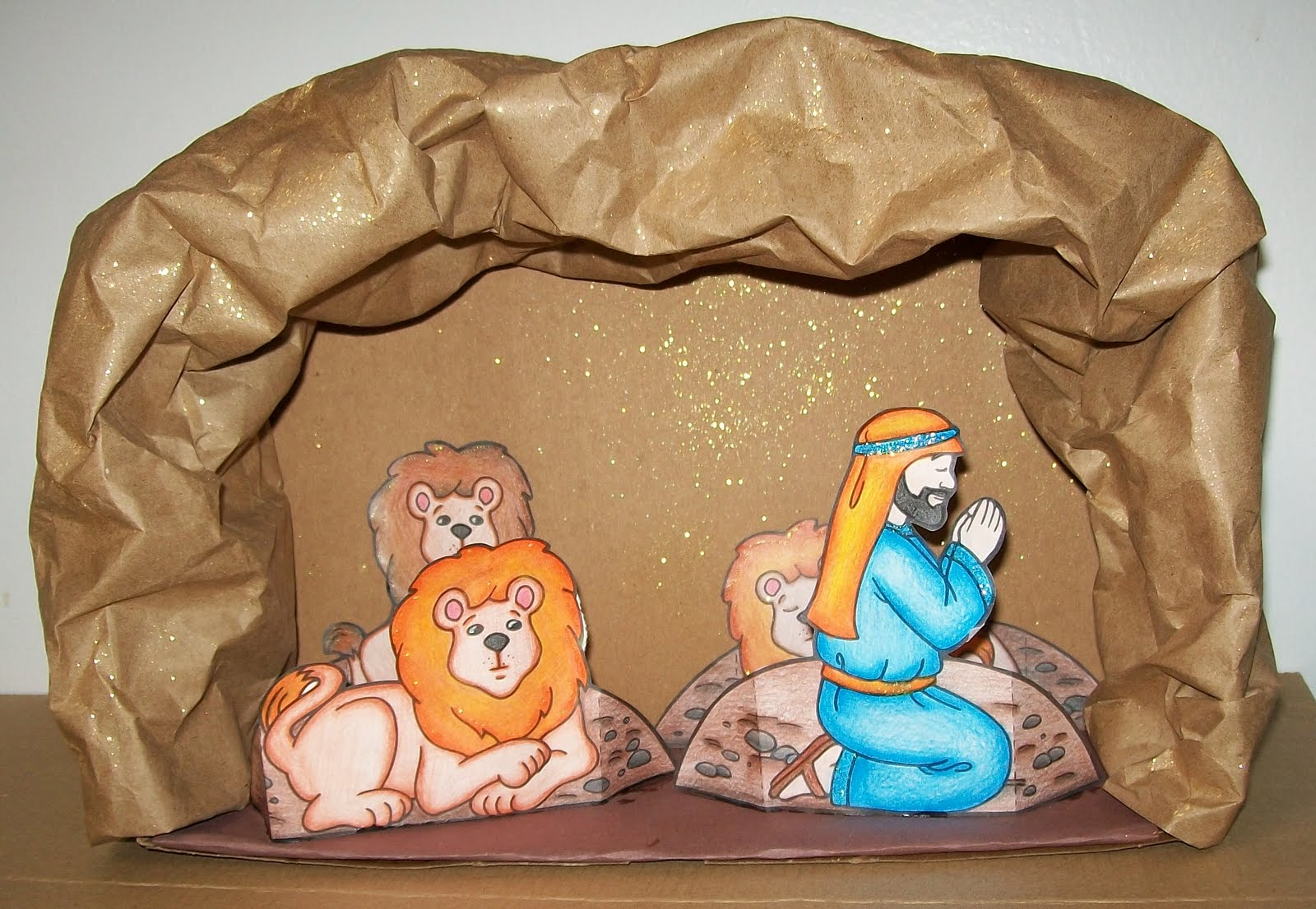 Daniel Bible Lessons Crafts Activities And Printables