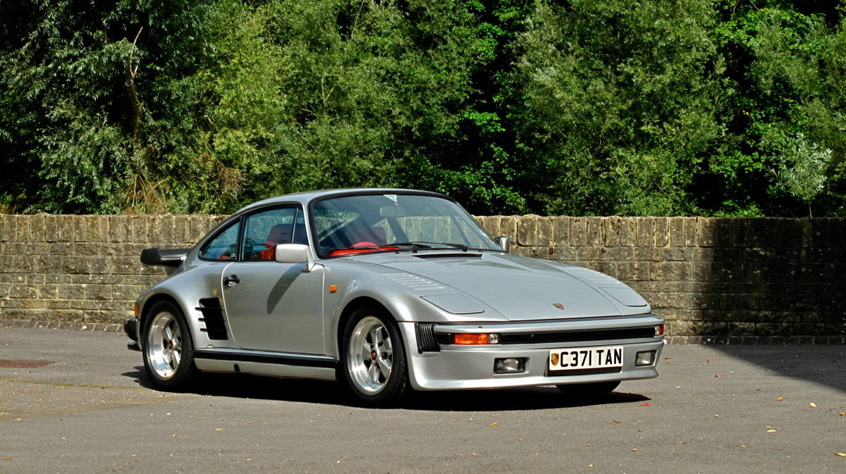 First And Last Porsche 930 Turbo Se Flatnose Coupes For
