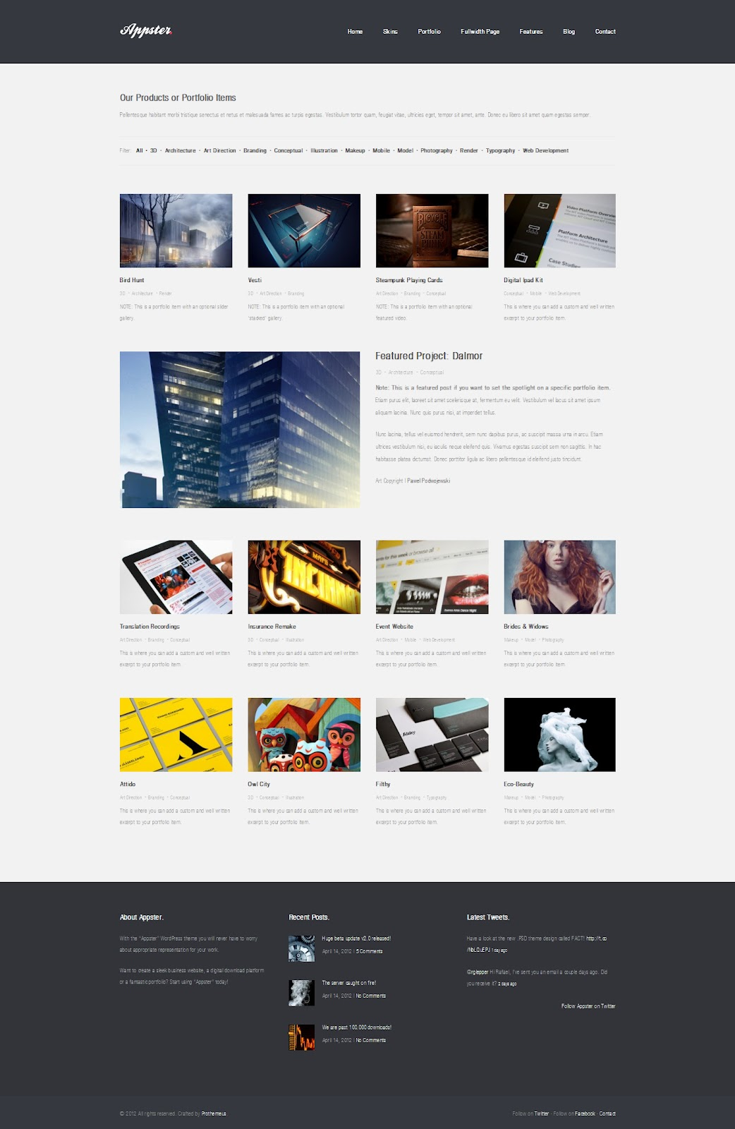 Appster-Business-and-Portfolio-Templates